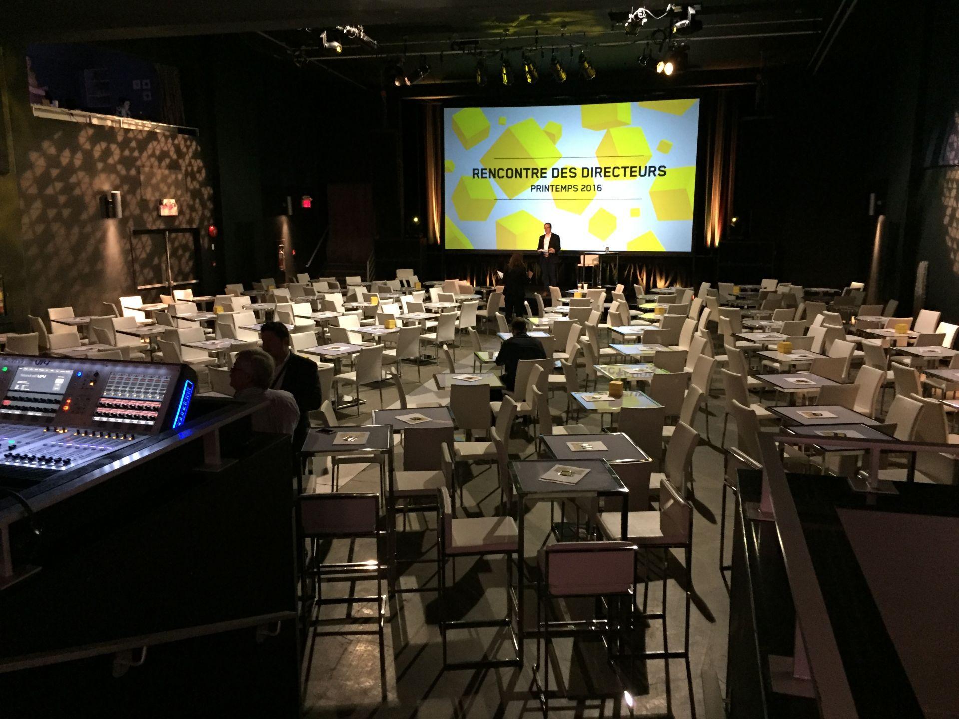 Location de salle au Québec