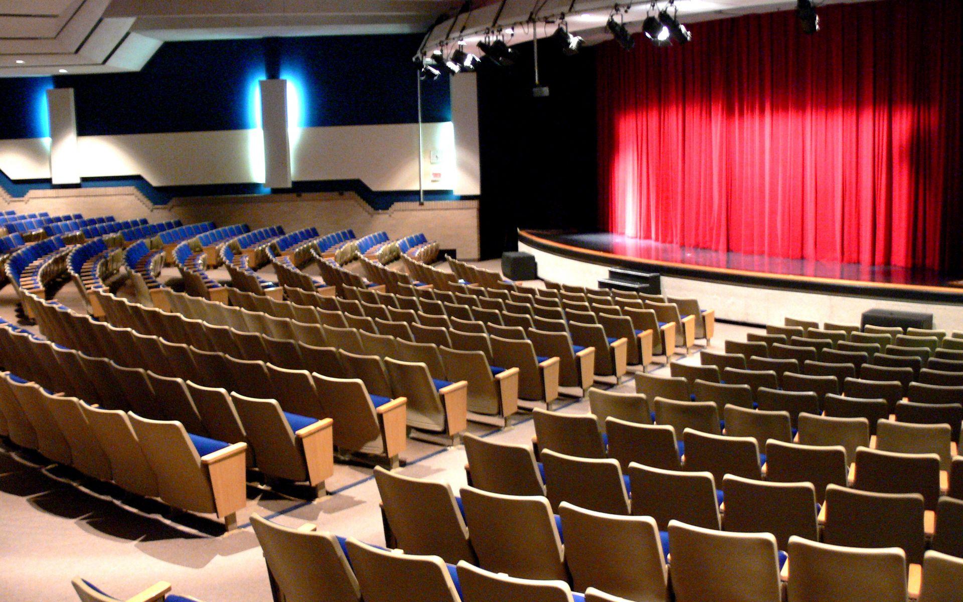 salle spectacle jesus